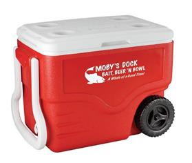 Coleman 40 Quart Wheeled Cooler