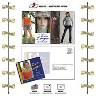 Announcement Magna-Peel Postcard (8.5x5.25) with 3.5x4 Magnet