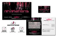 Church Magna-Peel Postcard (8.5x5.25) with Business Card Magnet