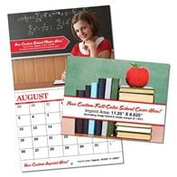Custom 13-Month School Appointment Wall Calendar